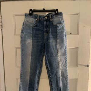PacSun two-toned jeans!